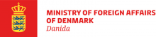 Logo of Ministry of Foreign Affairs of Denmark - The Trade Council